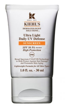 Kiehls 集高效清爽 UV 防護乳 SPF50 PA++++,30ml,NT$1,400