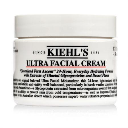 Kiehls 冰河醣蛋白保濕霜,50ml,NT$1,350