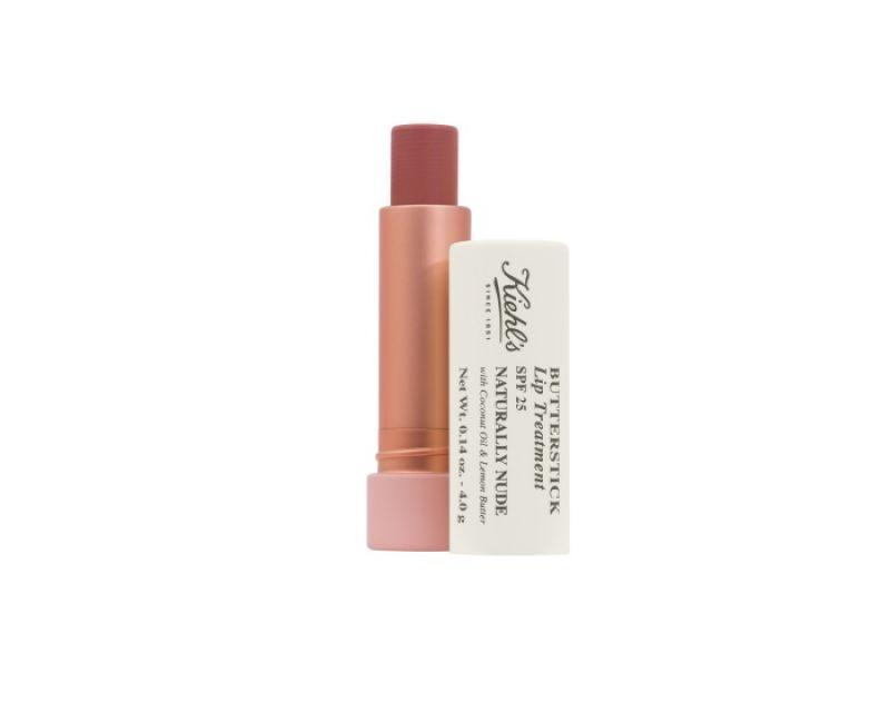 Kiehl's 檸檬奶油護唇膏 自然裸色,NT$700