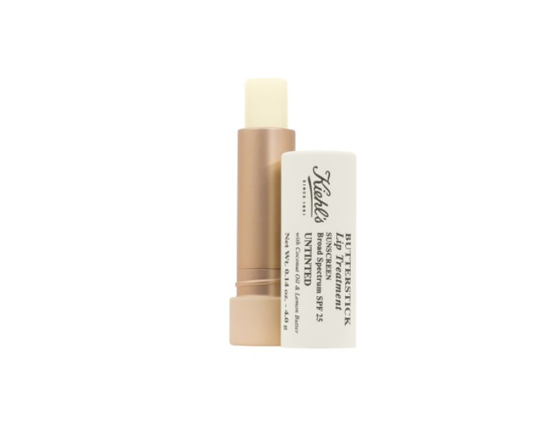 Kiehl's 檸檬奶油護唇膏 透明色,NT$700