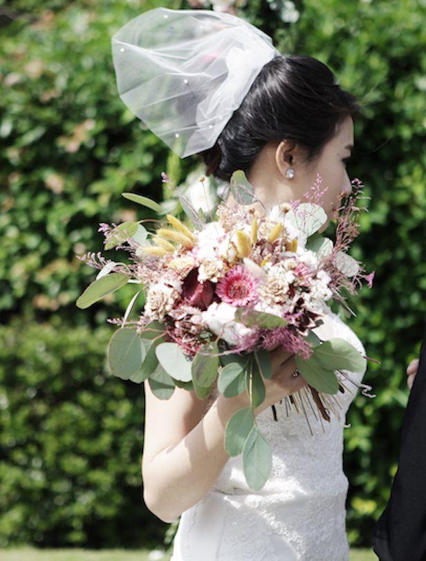 Jardin d'hiver,讓花葉訴說你靈魂的色彩