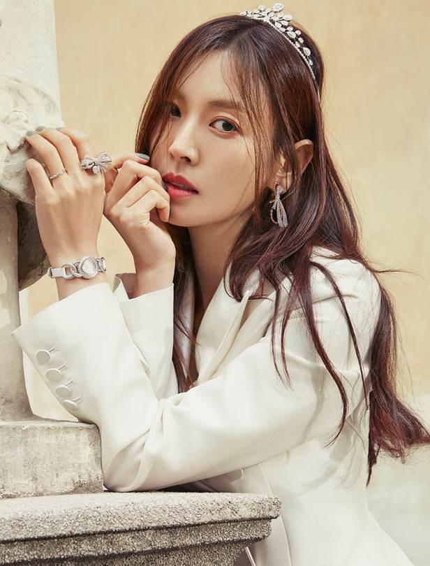 金素妍的浪漫嫁衣!柔美又感性的Chaumet婚禮珠寶曝光