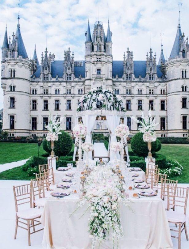 名人都愛的5大古堡婚禮盤點!為自己實現一個童話婚禮夢吧