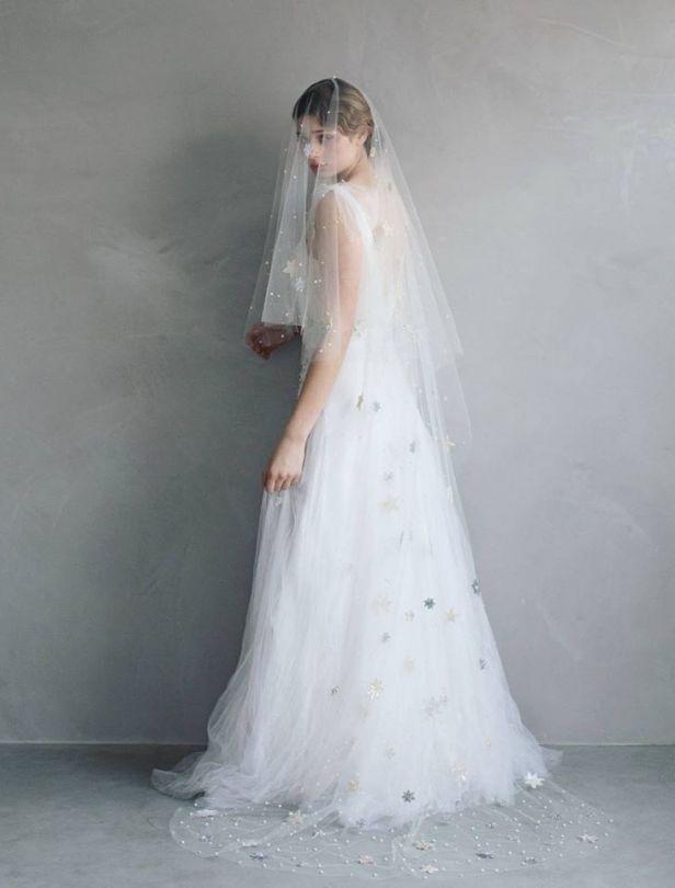 為自己挑一頂絕美新娘頭紗!從這些婚禮網站找到你要的吧