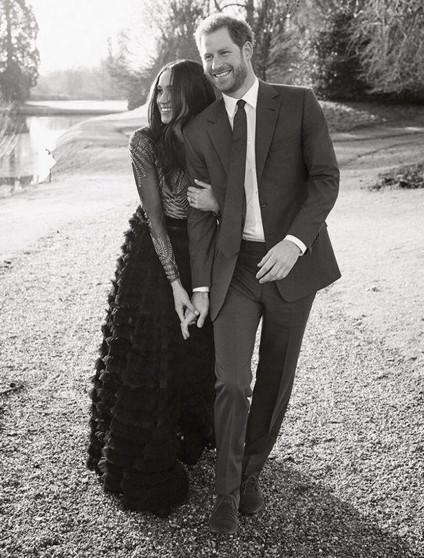 準王妃梅根的婚紗是這牌!比黛安娜王妃貴四倍的Ralph&Rus