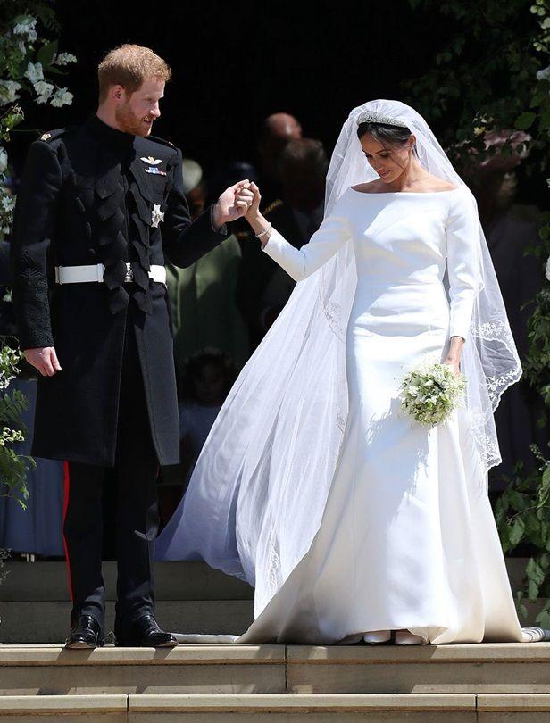 10件百萬起跳的名人婚紗這裡也能找到!用這些絕美婚紗款來場時髦