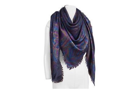 Louis VuittonMonogram Plume披巾, NT28,300