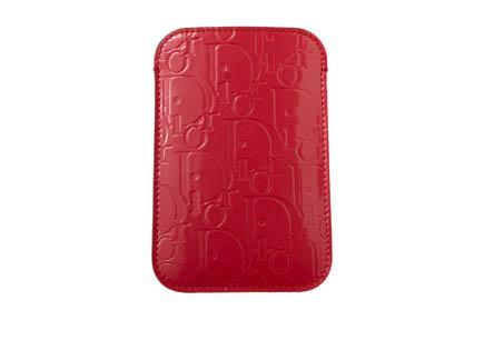 Dior 紅色iphone保護套,NT9,100
