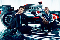 HUGO BOSS與McLaren車隊歡慶攜手三十周年!