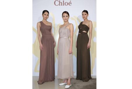 凱渥名模演繹Chloe 2011 SS「芭蕾舞伶」系列女裝