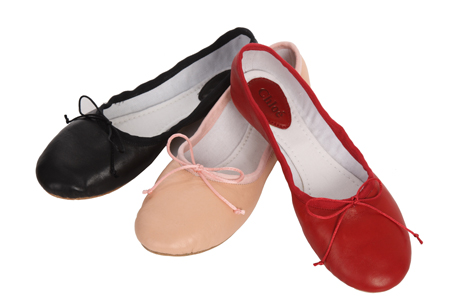 Chloe「芭蕾舞伶」鞋履系列Mascha小羊皮平底芭蕾舞鞋,NT12,200