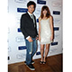 藝人鄭元暢與法國影星Lou Doillon,於香港連袂出席CLUB MONACO發表會。
