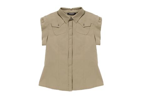 綠色雙口袋裝飾襯衫,Penny Black,NT5,500