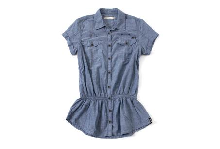 藍色丹寧材質襯衫,Garcia,NT2,580