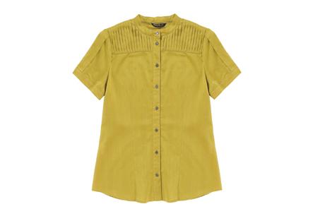 芥茉黃襯衫,Penny Black