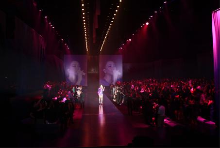張惠妹現場演唱