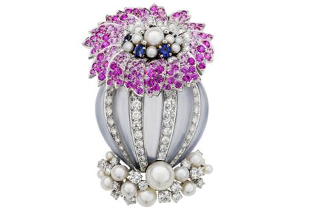 Desert Flower胸針