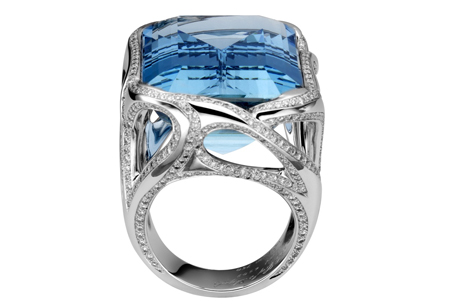 California Blue戒指