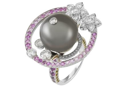 Florilège Perle戒指