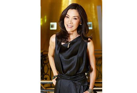 楊紫瓊Michelle Yeoh風靡全球的精湛演技,來自對完美的絕對堅持。