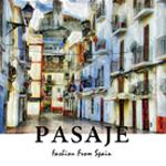 西班牙浪漫音樂美學《PASAJE:Fashion From Spain 巴薩黑:西班牙風尚》