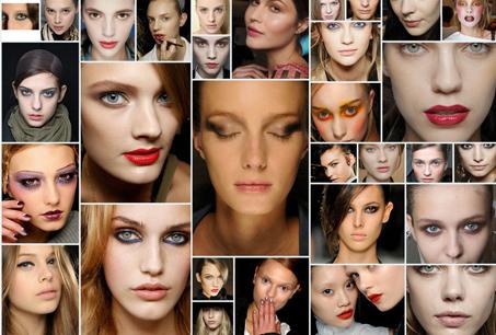 小編在這單元會先推薦一些彩妝單品,只要抓住技巧也可以打造跟潮模一般的妝容。