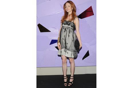 時尚名人作家 Stephanie Lacava。