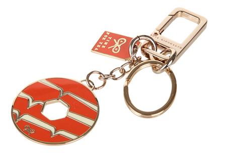 造型鑰匙圈,Anya Hindmarch,NT$4,800。