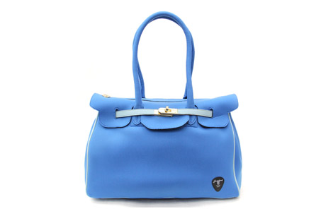 Neo-classic Bag 系列-寶藍色,$4480。