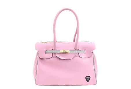Neo-classic Bag 系列-粉紅色,$4480。