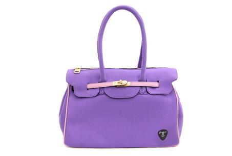 Neo-classic Bag 系列-粉紫色,$4480。