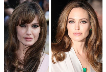 安潔莉娜裘莉(Angelina Jolie)