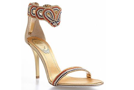 Murano 系列踝帶藝術高跟鞋NTD 53,000