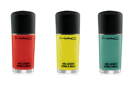 M.A.C春季彩妝-時尚指甲油
