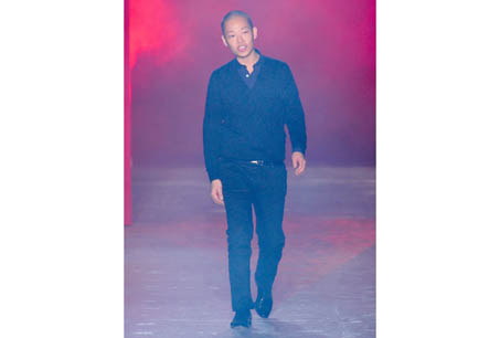 Jason Wu 2012秋冬紐約大秀