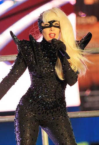 Lady Gaga成名前!卸下那些華麗誇張的裝飾……
