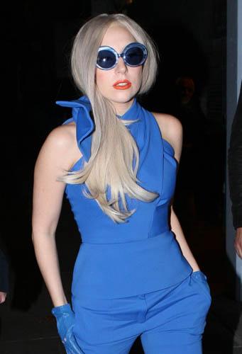 藍色如水做的女神卡卡