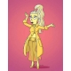Lady Gaga好可愛! 化身辛普森人物空降影集傳授超人氣密技