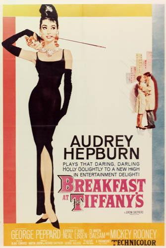 《第凡內早餐》(Breakfast at Tiffany's),1961