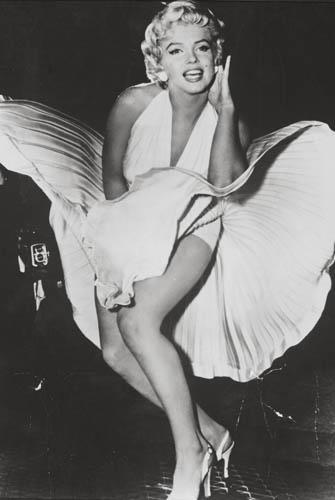 《七年之癢》(The Seven Year Itch) ,1955