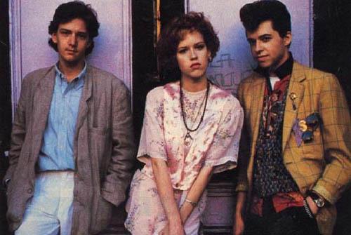 《粉紅佳人》 (Pretty in Pink),1986