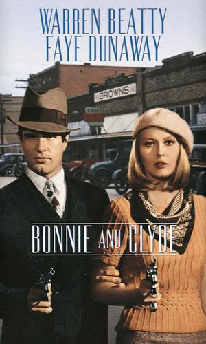 《我倆沒有明天》 (Bonnie And Clyde),1967
