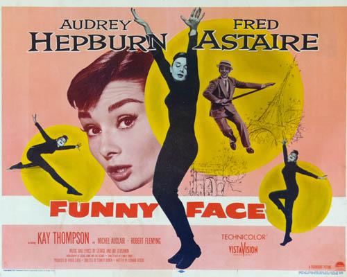 《甜姐兒》 (Funny Face) ,1957