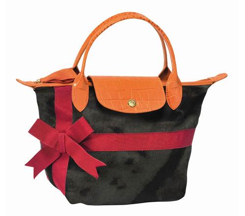 Longchamp Le Pliage 聖誕包款 NTD 22,600