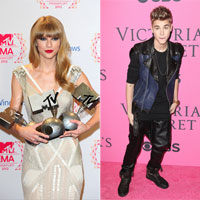 2012MTV歐洲音樂大獎 小賈斯汀 泰勒絲 並列最大贏家