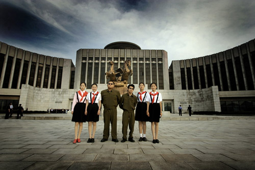 北韓金豪洨