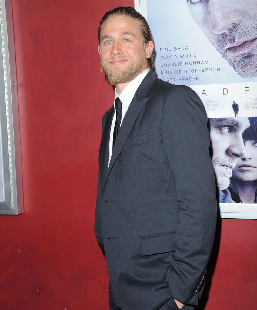 查理漢納﹙Charlie Hunnam﹚
