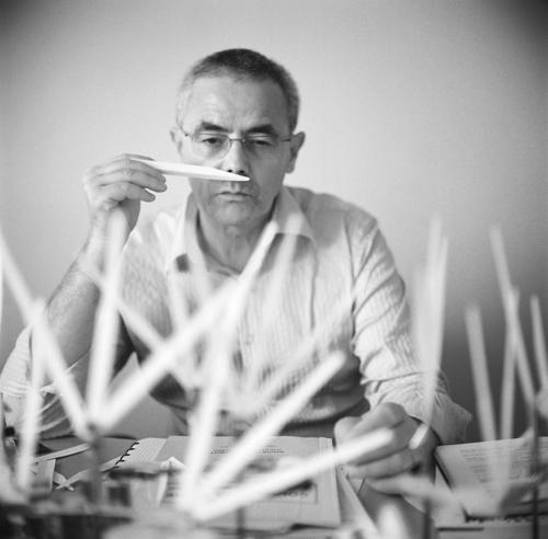 【迪奧工坊】迪奧香水總監及調香師Francois DEMACHY調香過程