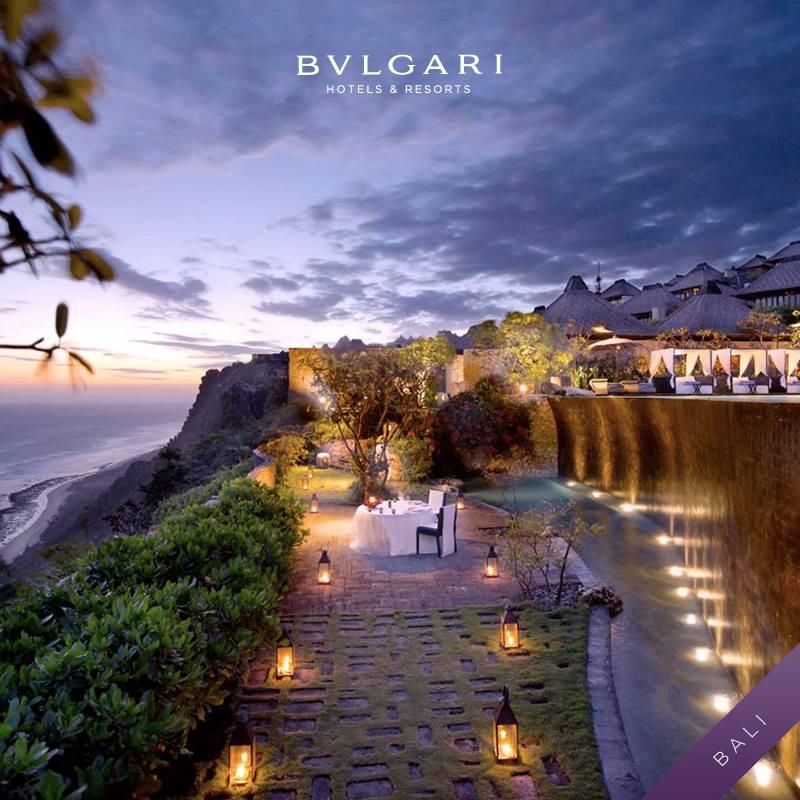 寶格麗渡假別墅坐落於世界上最獨特的景點,稱得上是名副其實的東方熱帶天堂。