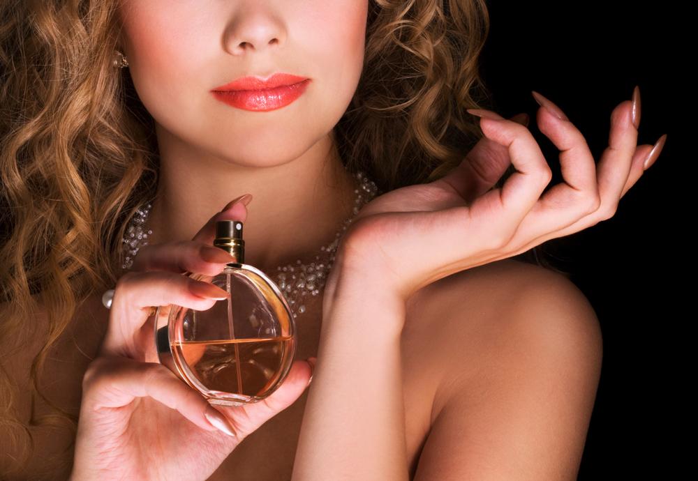 第8招:把慣用的香水換掉吧!